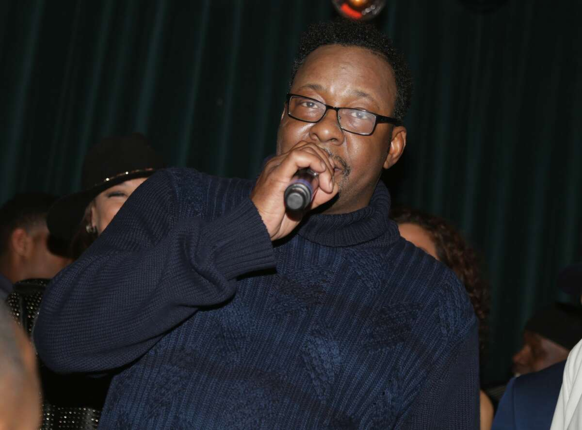 Bobby Brown (NOW) After leaving the group, Brown reached new heights of fame with his album