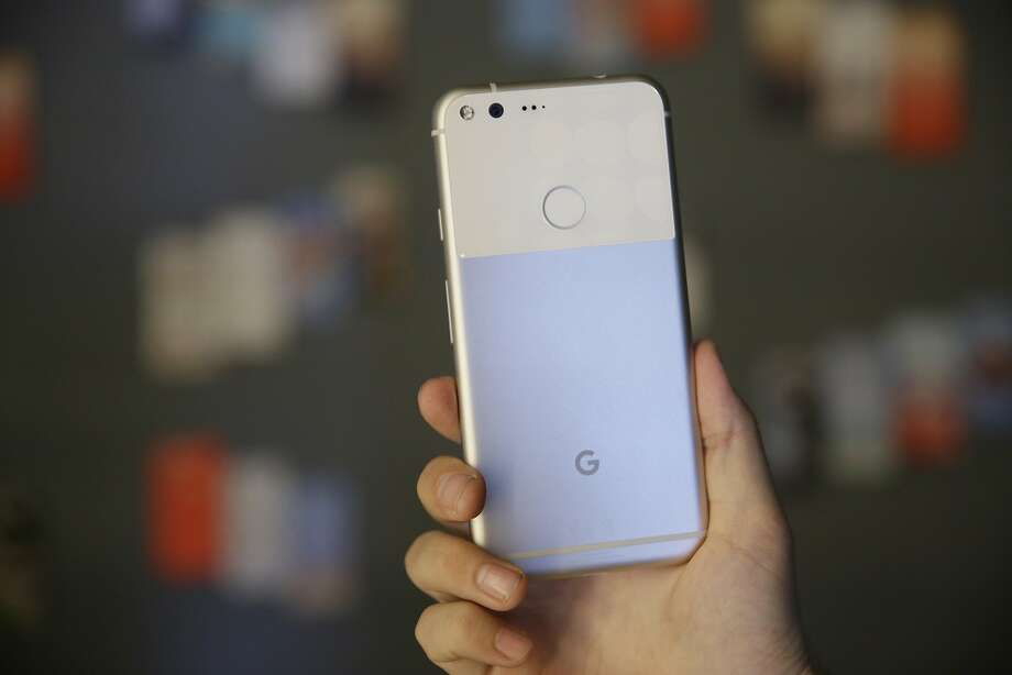 The Pixel did well despite Google's stumbles. Photo: Eric Risberg, Associated Press