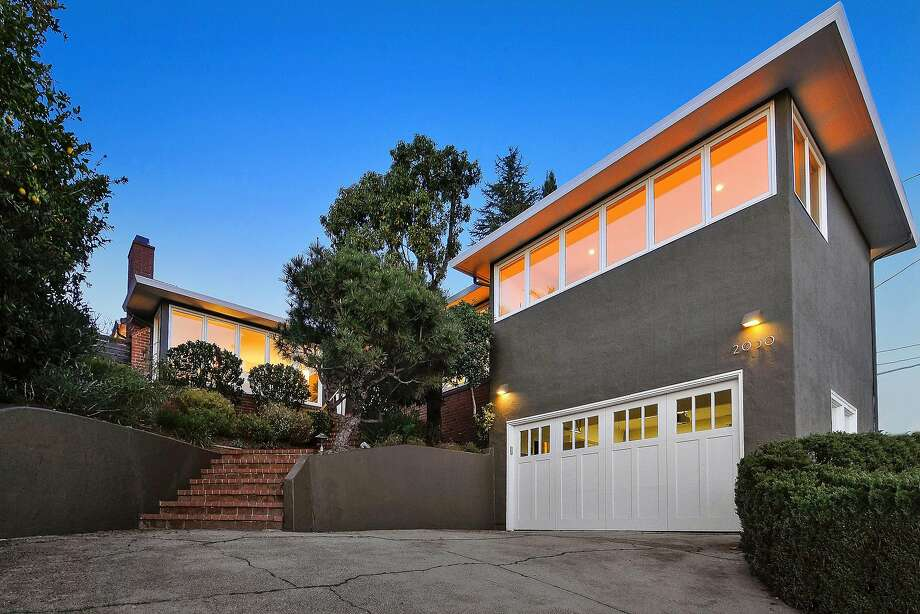 2030 Tampa Ave. in Montclair is a three-bedroom contemporary available for $1.149 million. Photo: Open Homes Photography