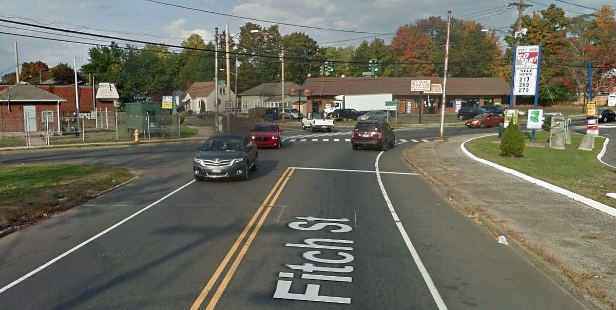 A motorcyclist was killed in a crash with a motor-vehicle at around 6:30 p.m. on Thursday, Jan. 26, 2017 in Hamden. Capt. Ronald Smith says the accident happened in the area of Fitch Street and Arch Street. The name of the victim, who lived in New Haven, has not been released.