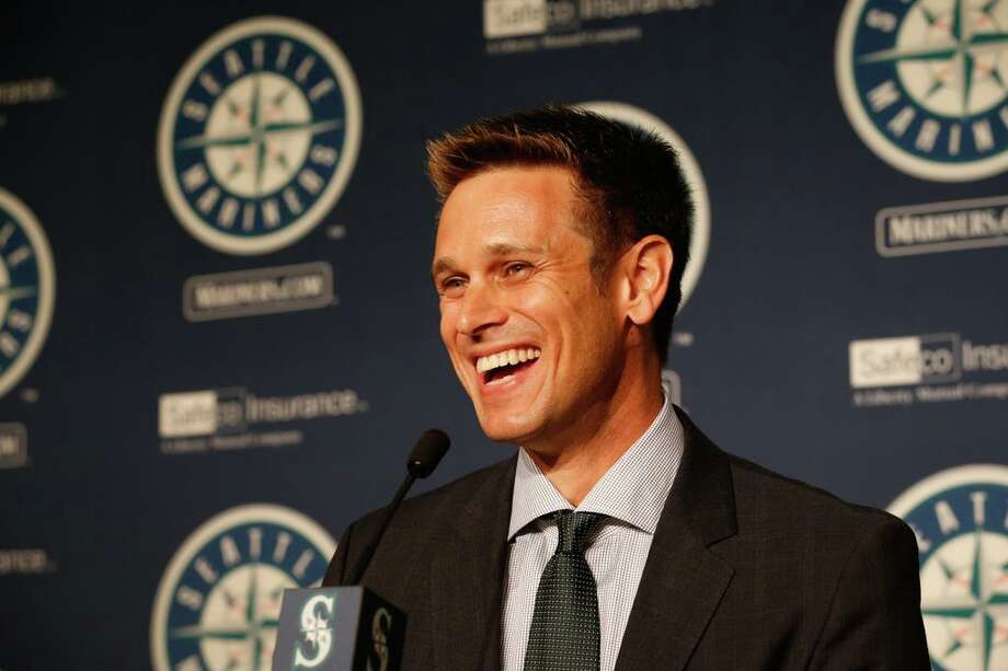 Mariners general manager Jerry Dipoto.