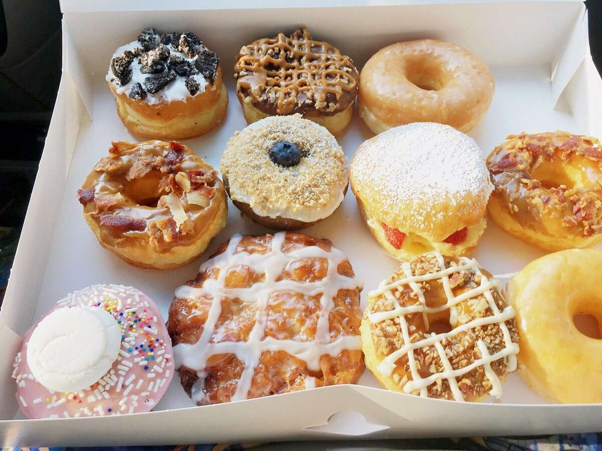 Houston's best donut shops, according to Yelp Thanks to Houston's diversity, the Space City has a wide variety of restaurants to choose from when it comes to a certain food genre. Donut shops are no different.  Continue through the photos to see the top 20 donut shops in the Houston area.