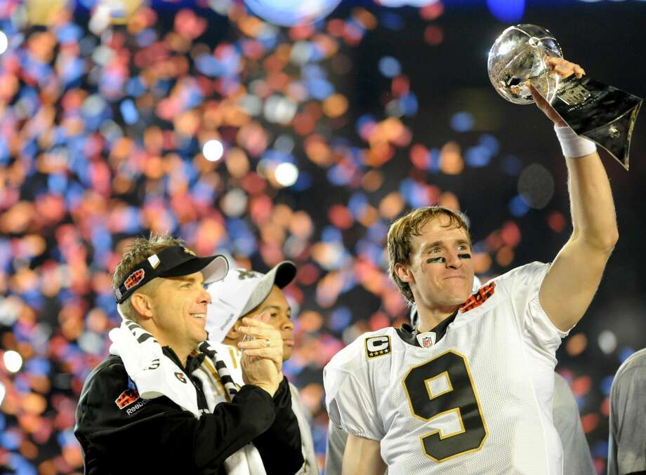 ALL-TIME TEXAS SUPER BOWL TEAMQuarterbackDrew Brees, Austin Westlake, Saints, XLIVOnly former Texas QB to start a Super Bowl, XLIV MVPBest Houston representative: Gary Kubiak, St. Pius, Broncos, XXI-XII, XXIV Photo: Rob Tringali/Sportschrome/Getty Images