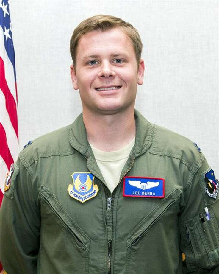 Maj. Lee Berra, 32, died Jan. 25, 2017, in a plane crash near Stinson Municipal Airport in San Antonio.