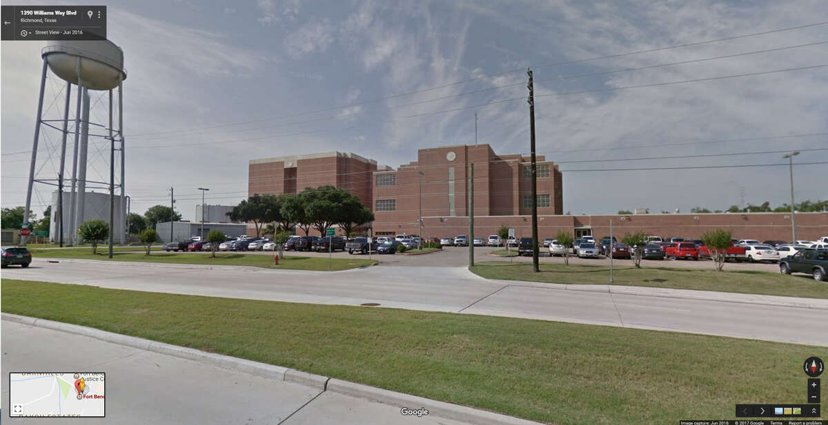 A screenshot of a Google Maps image of the Fort Bend County Jail along Williams Way Boulevard in Richmond, Texas.A retired Fort Bend county jail guard was placed on probation Thursday for pocketing nearly $290,000 in military pension checks that were sent to his deceased uncle. >>Learn more about the notable crimes that have occurred in Houston this year in the following photos.