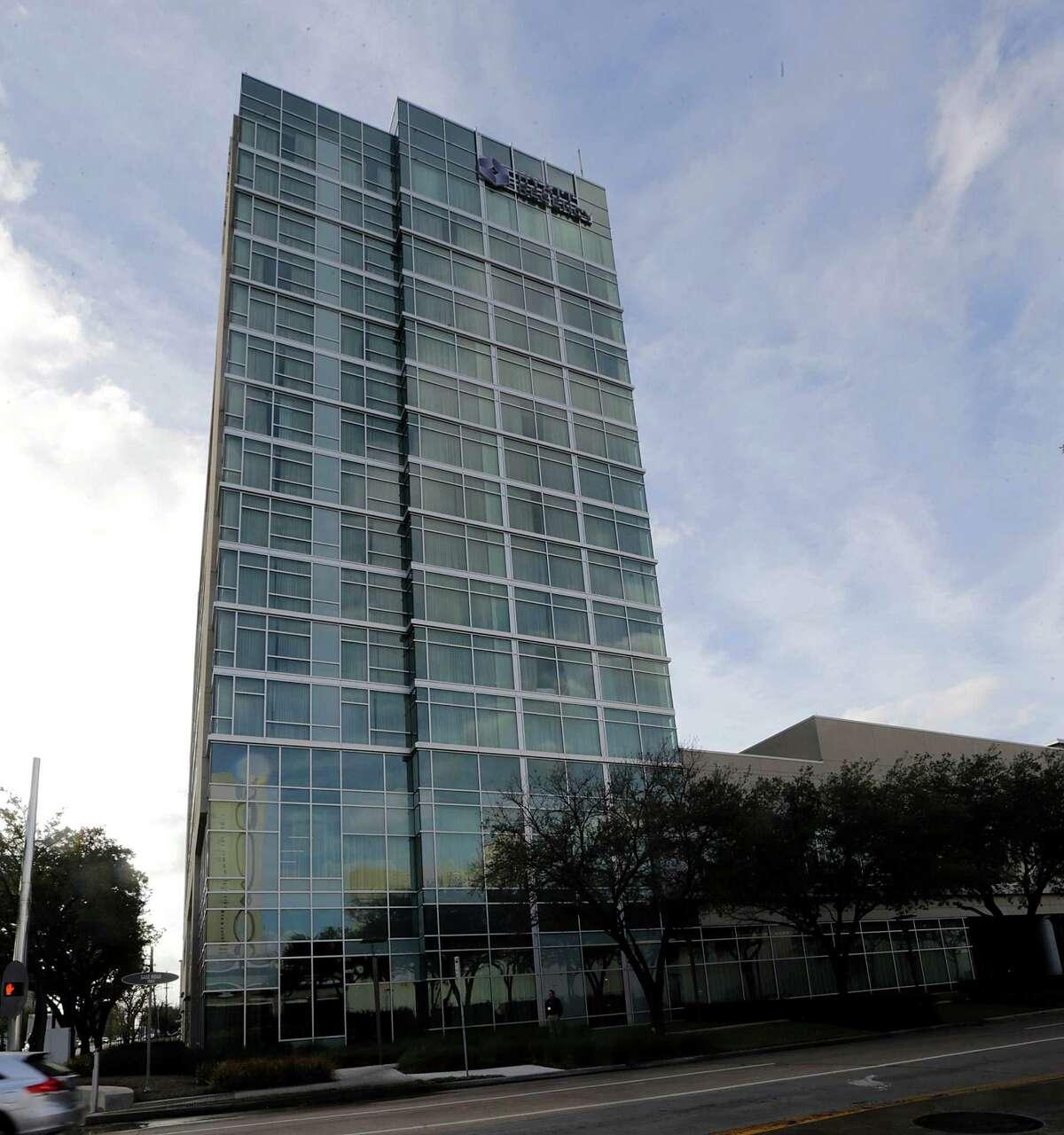 The Hyatt Regency Houston Galleria is west of Sage across from the Galleria. ( James Nielsen / Houston Chronicle )