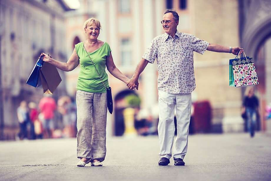 The children of senior parents want them to start reigning in their spending. Photo: BraunS, Getty Images