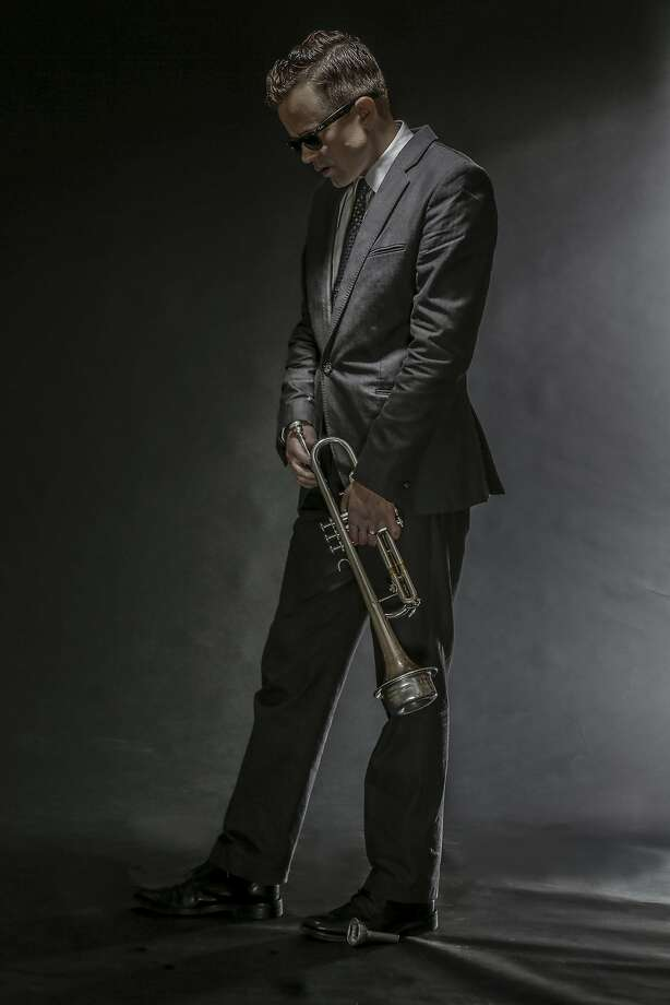 "Philip Watt plays Chet Baker in ""The Cool."" Photo: Kingmond Young Photography"