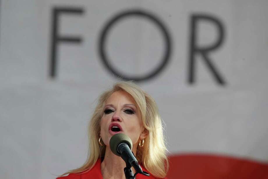 Counselor to the President Kellyanne Conway. Photo: Manuel Balce Ceneta, AP / Copyright 2017 The Associated Press. All rights reserved.