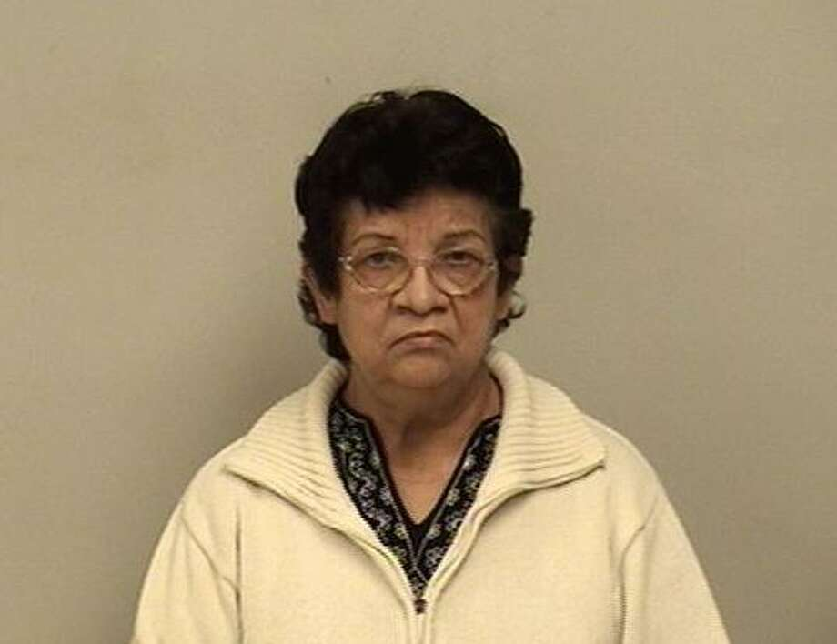 Olga Rincon, 63, of Bridgeport, was charged with third-degree forgery in Westport, Conn. on Jan. 25, 2017. Photo: Westport Police / Contributed Photo / Westport News