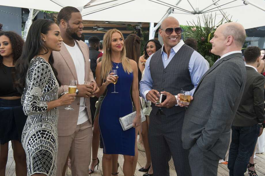 "Photos from season two of HBO's ""Ballers."" Photo: HBO"
