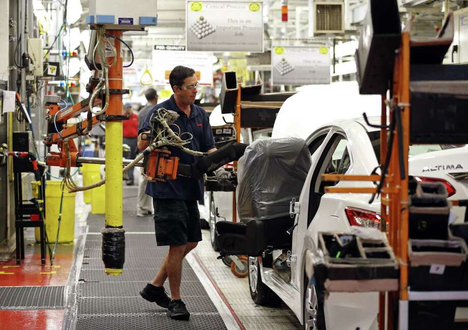 U.S. businesses ramped up their investment in industrial machinery, semiconductors, and other big-ticket items in December 2016, boosting demand for factory goods. Photo: Associated Press /File Photo / Copyright 2016 The Associated Press. All rights reserved. This material may not be published, broadcast, rewritten or redistribu