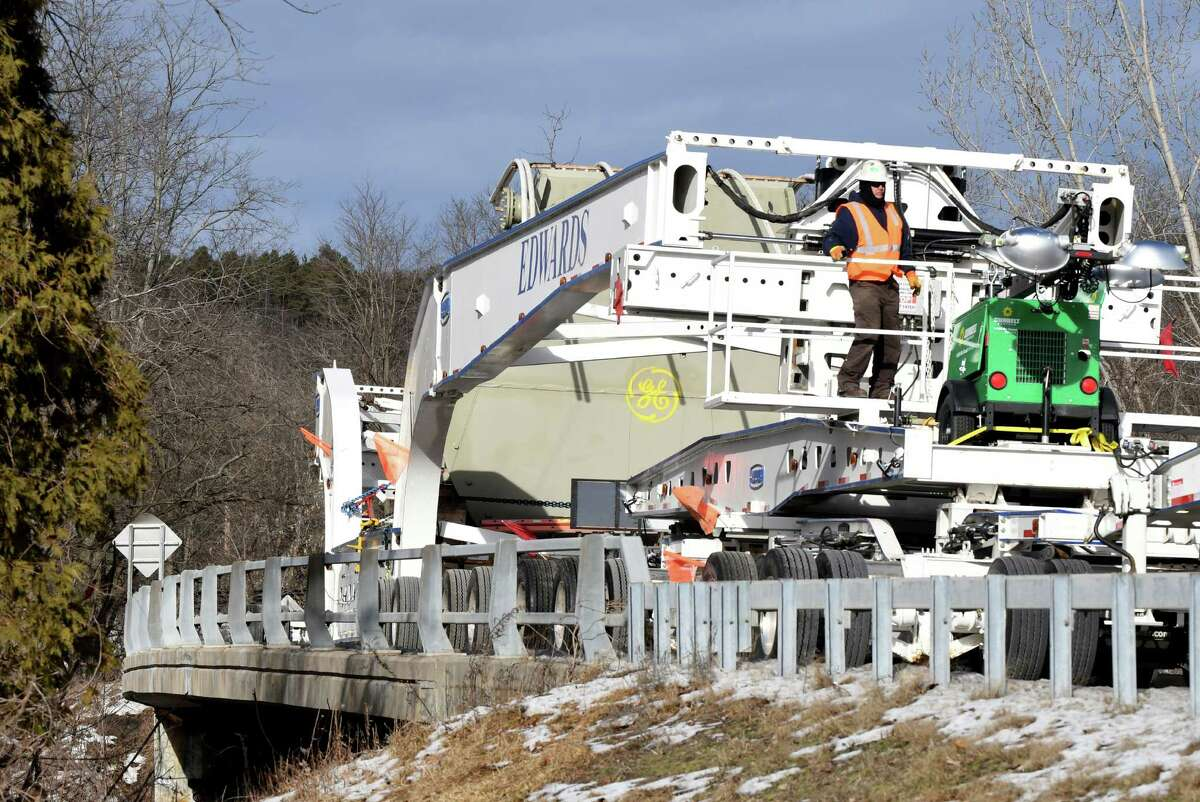 Over the years, Capital Region companies have moved barns, houses, planes and turbines along the region's highways and rivers.Click through the slideshow above to see some of what's been moved through the Capital Region.