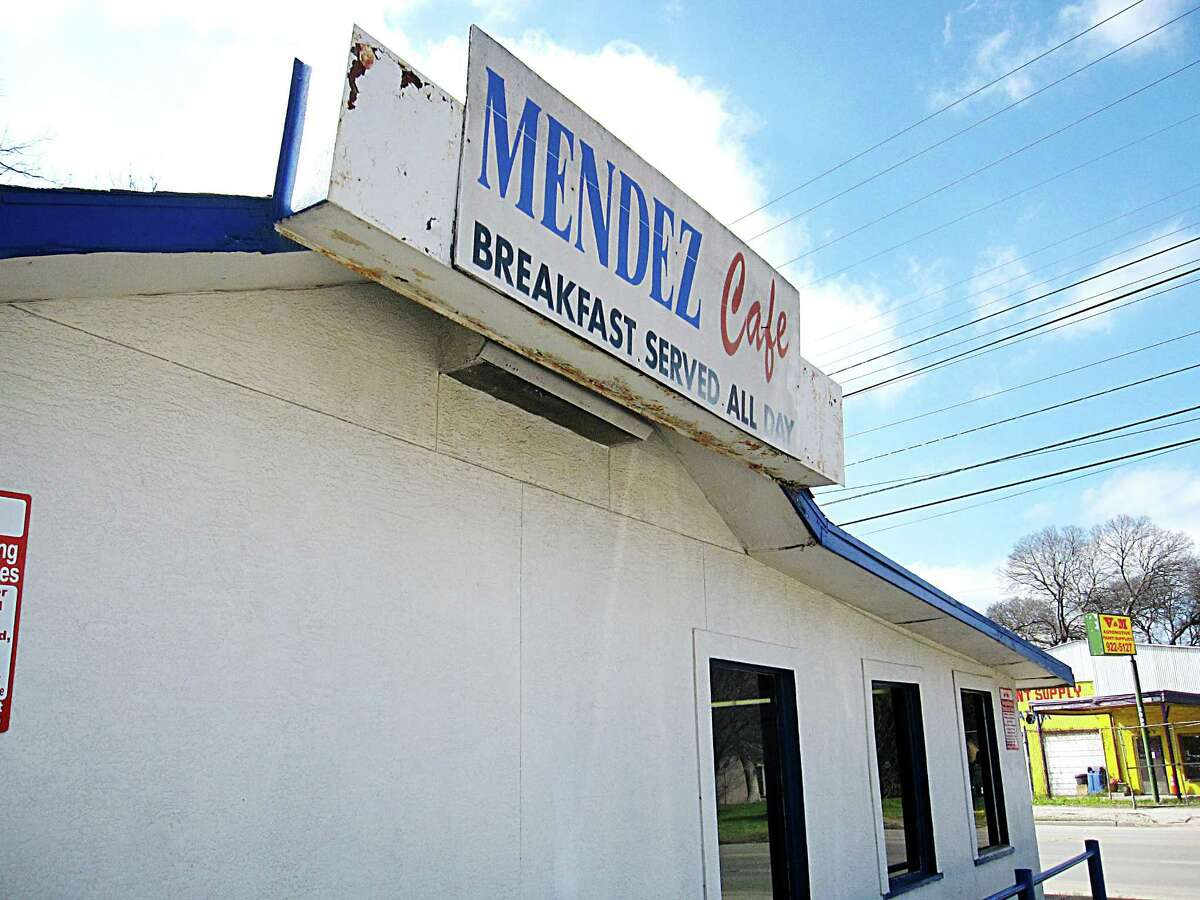 Mendez Cafe on Bartholomew Avenue.