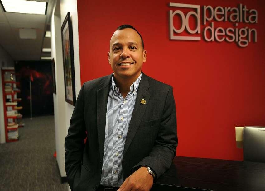 University of Bridgeport Ramon Peralta, Peralta Design president and creative director Date:May 6
