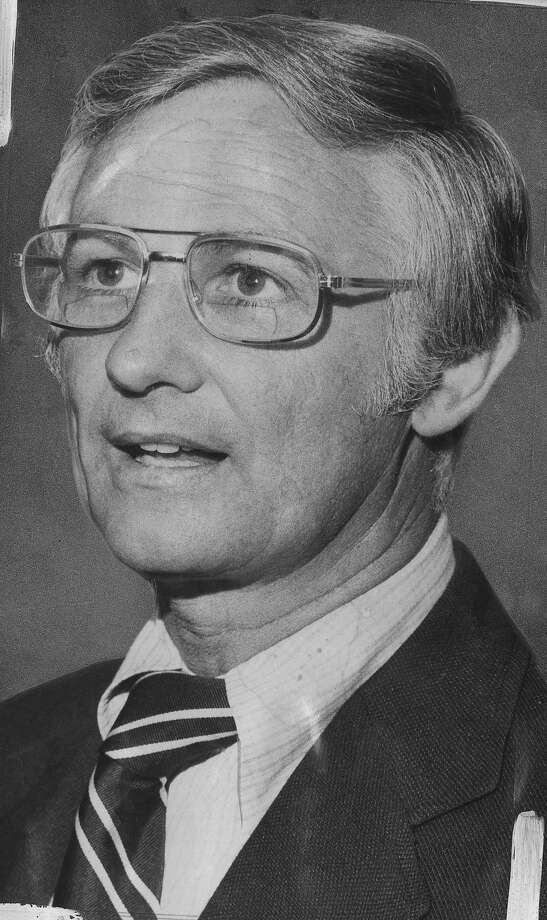 William Norris, Democratic candidate for California attorney general in 1974. Photo: Susan Ehmer, San Francisco Chronicle
