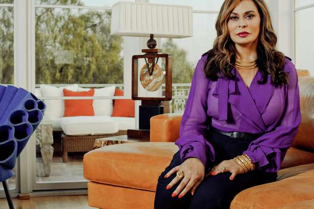 -- PHOTO MOVED IN ADVANCE AND NOT FOR USE - ONLINE OR IN PRINT - BEFORE JANUARY 22, 2017. -- Tina Knowles Lawson at her home in West Hollywood, Calif., Dec. 20, 2016. Lawson remains the inspiration for the chart-topping daughters she raised while running a hair salon in Houston. (Ryan Pfluger/The New York Times)