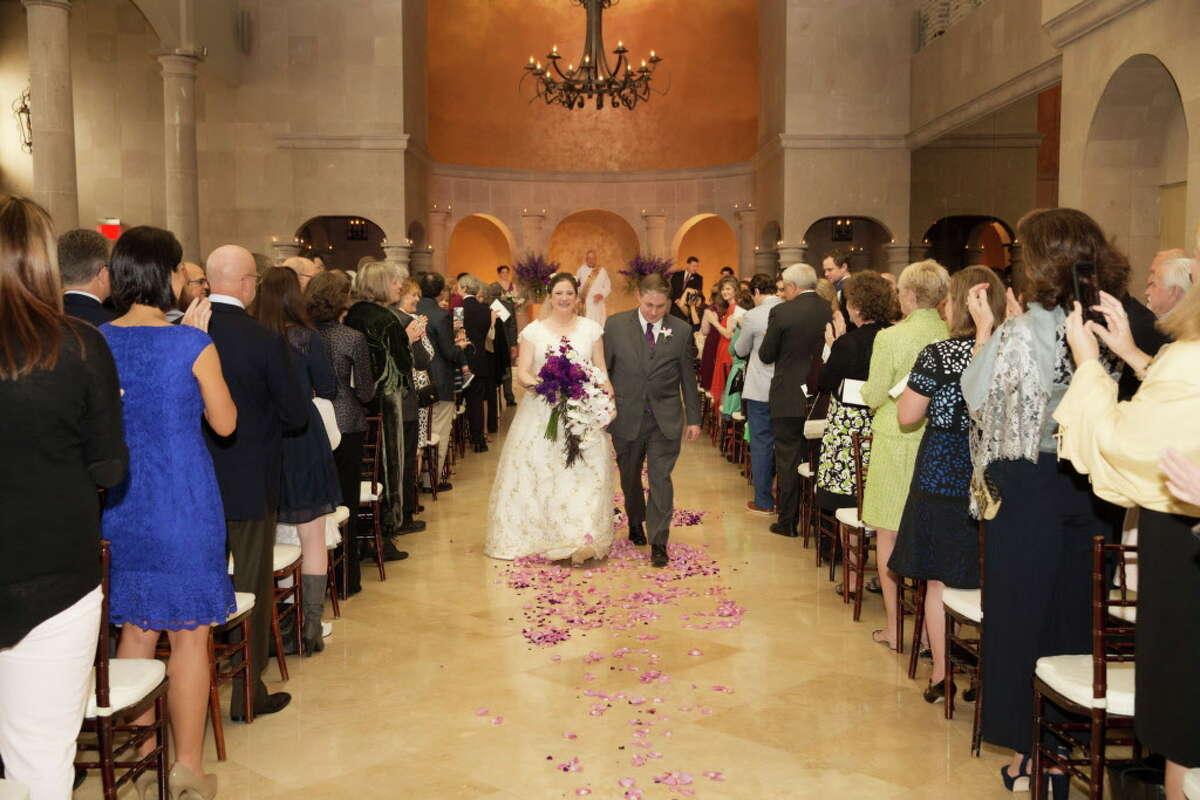 Laura Speck Brown and Derek Brown wedding