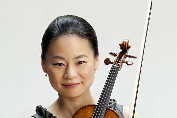 Midori, a violin virtuoso who has been entertaining audiences for more than 30 years, will be in Norwalk, Conn., for a performance on Oct. 25, 2014.