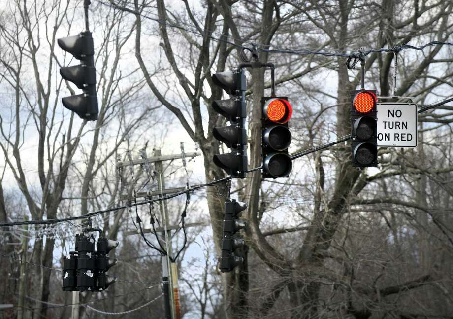 Back in 2011, a reader asked our Getting There columnist why there is no traffic light at the intersection of Consaul Rd. and Waterman Ave. in Colonie. Below is an update. Keep clicking for the most dangerous intersections in the Capital Region. Photo: Carol Kaliff / Hearst Connecticut Media / The News-Times
