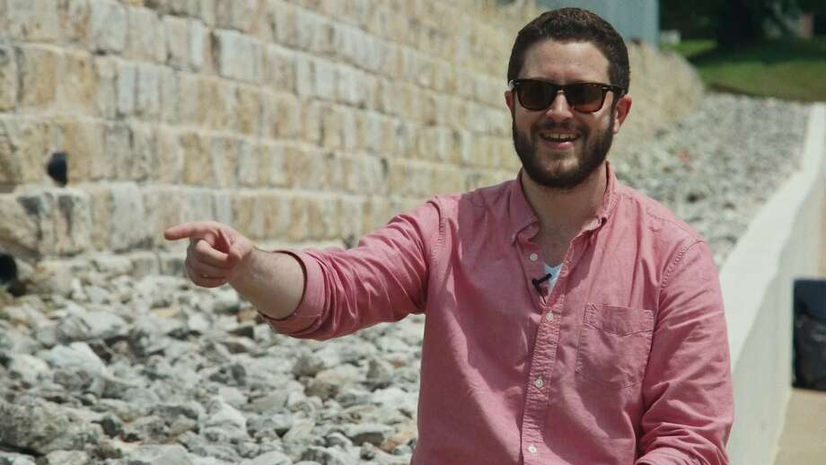 Cody Wilson, a Millennial radical who created the 3-D printable gun, offers a dystopian view of the future. Photo: By�Chris Messina, Courtesy Photo