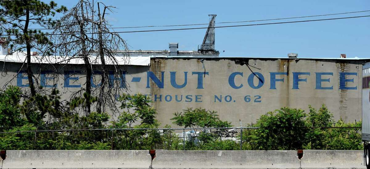An exterior view of the former Beech-Nut processing plant Friday June 24 2016 in Canajoharie, N.Y. (Skip Dickstein/Times Union)