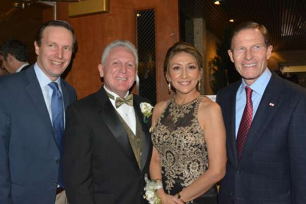 For the first time in its quarter-century history, the annual Norwalk Mayor's Community Ball will be held outside Norwalk at the Italian Center in Stamford. Were you SEEN?