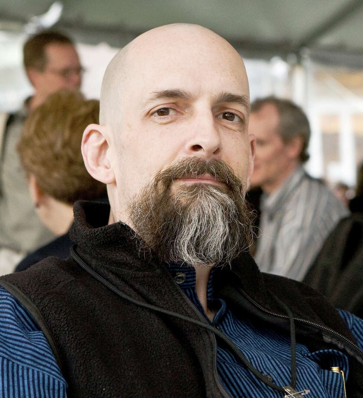 Neal Stephenson: Stephenson is the author of more than a dozen books of a futuristic sci-fi variety, but got his big break with a book called