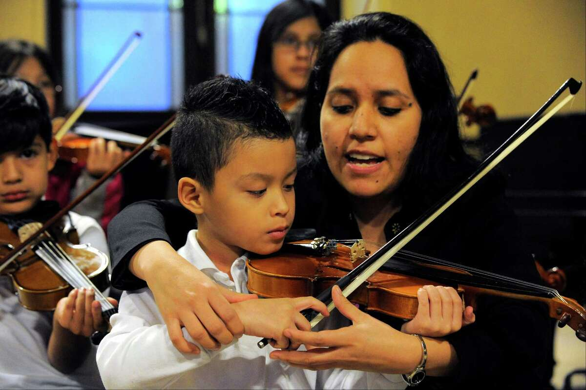 Angelica Durrell, 30 - Musician, social entrepreneur, Stamford An Ecuadorian-born violinist, educator and social entrepreneur, Durrell has made a name for herself recently in Stamford and beyond. She is the founder and executive director of INTEMPO, an organization dedicated to making music education relevant, accessible and inclusive. The organization was a 2016 and 2017 National Arts and Humanities Youth Program Award finalist, won the 2019 Adolf Busch Award, and will receive Music for All's 2020 Advocacy in Action Award. In 2017 Durrell became the first Latina commissioner of Stamford's Arts and Culture Commission. - Connecticut Magazine