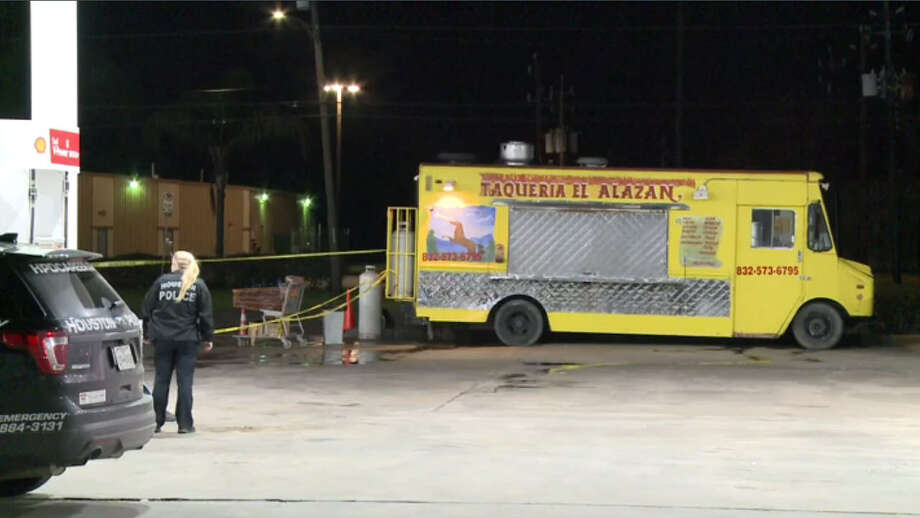 Houston Food Truck Employee Killed In Robbery