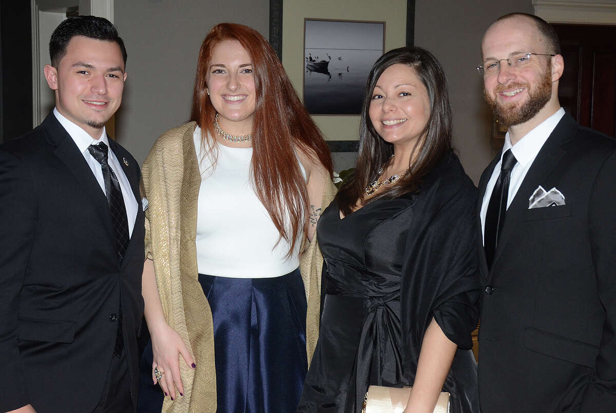 The annual Hat City Ball hosted by the Friends of the Danbury Museum and Historical Society Authority was held on January 27, 2017 at Amber Colonnade in Danbury. Were you SEEN?