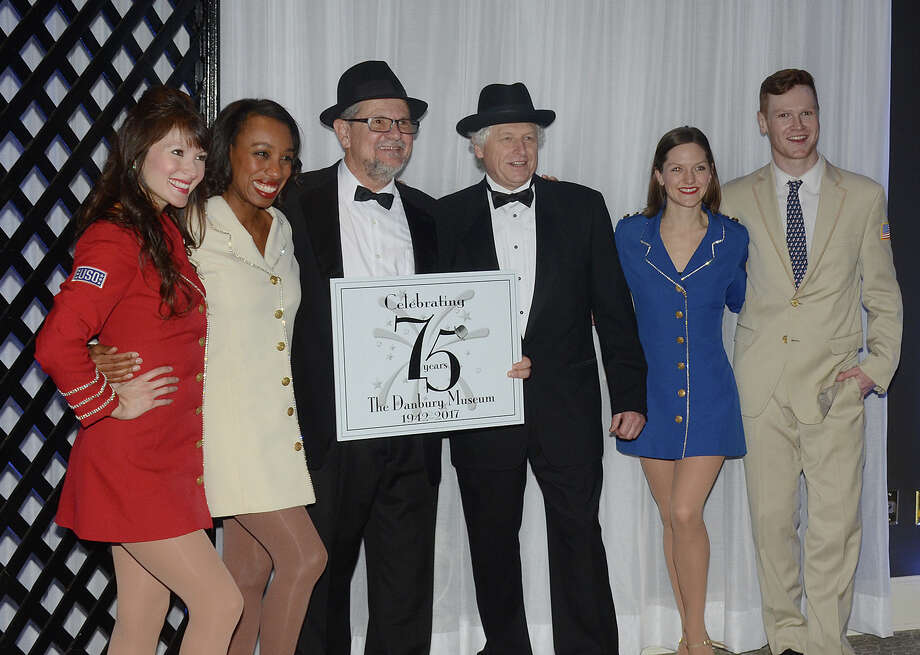 The annual Hat City Ball hosted by the Friends of the Danbury Museum and Historical Society Authority was held on January 27, 2017 at Amber Colonnade in Danbury. Were you SEEN? Photo: J.C. Martin