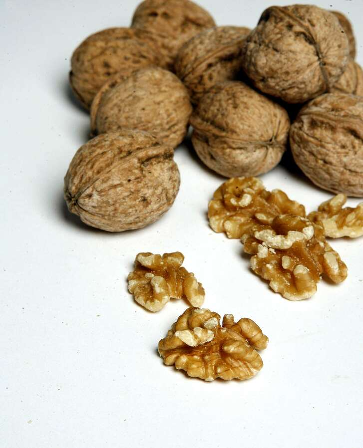 A University of New Mexico study found that eating walnuts daily for eight weeks boosted males' moods by 28 percent.