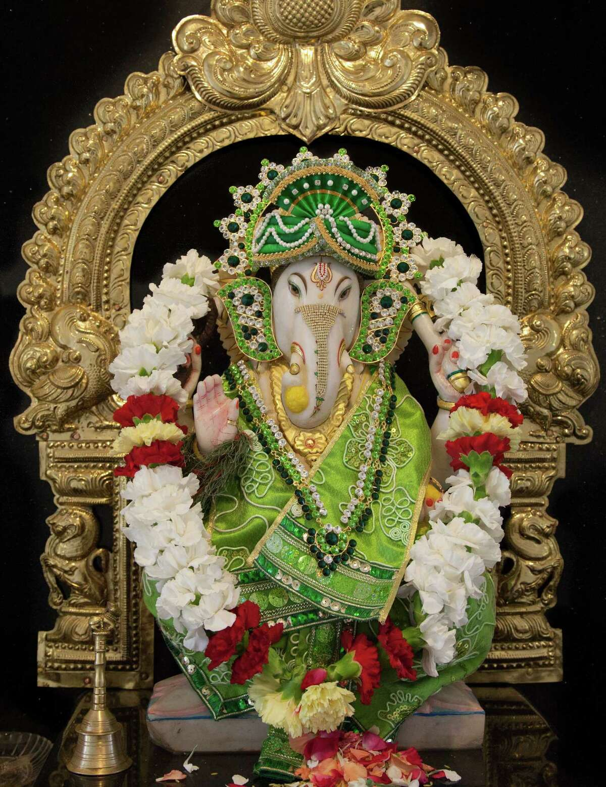 PHOTOS: What you need to know about Ganesha LordGanesha is the god of prosperity and wisdom.>>>See more for facts on the Hindu deity...
