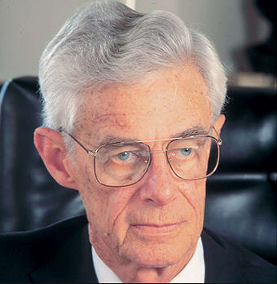 Dr. Charles LeMaistre, a former president of M.D. Anderson, died Jan. 27, 2017. He was 94. Photo: Getty Images