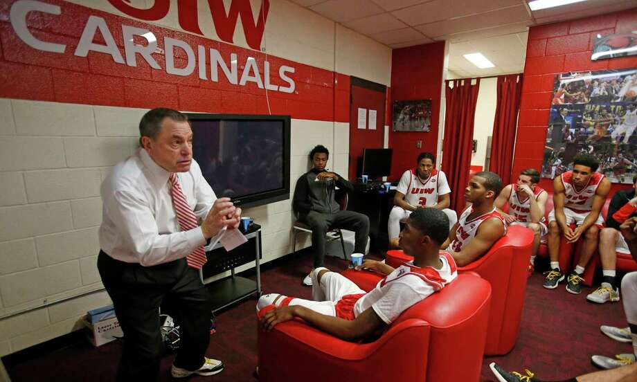 UIW coach Ken Burmeister is 181-102 in 11 seasons at UIW. Photo: Ron Cortes /Ronald Cortes / Freelance
