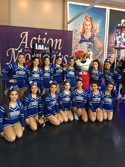 cheer squads ranked nationally
