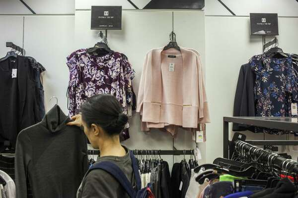 Ivanka Trump items are for sale at Saks Off 5th in Manhattan. If Trump makes good on the promise of punishing overseas companies, he will take aim at his own brand, and his daughter's as well.