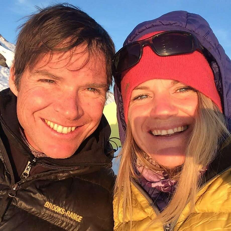 Joe Zuiches and his wife, Mikki. Zuiches was killed last Tuesday by a hand-charge explosion during avalanche control activities at Squaw Valley Ski Resort. Photo: Mikki Zuiches