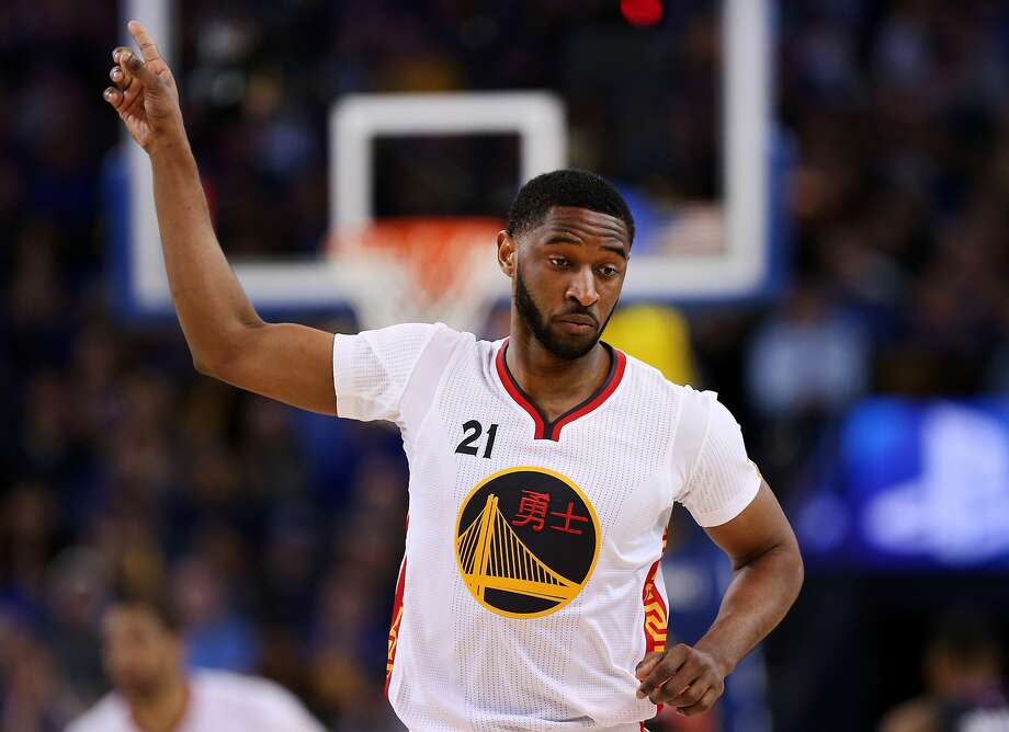 Golden State Warriors guard Ian Clark (21) during the second half of an NBA basketball game between the Golden State Warriors and the Los Angeles Clippers at Oracle Arena on Saturday, Jan. 28, 2017 in Oakland, Calif. Warriors won 144-98. Photo: Santiago Mejia, The Chronicle