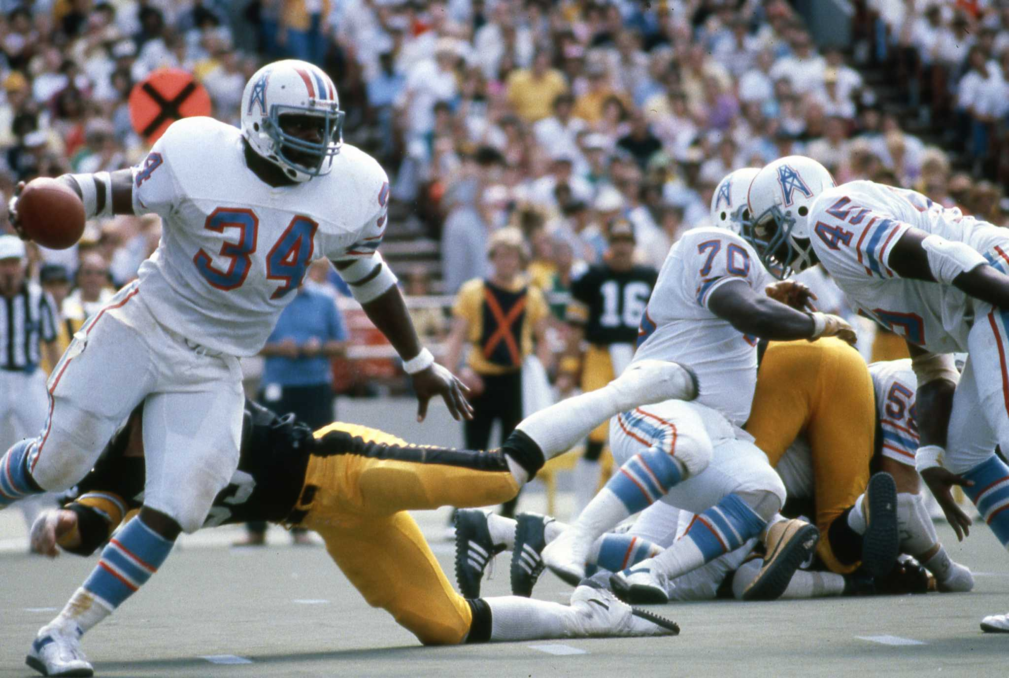 one regret for earl campbell  no super bowl on hall of