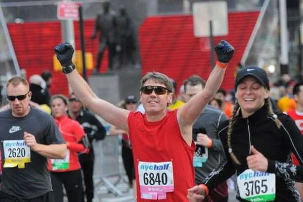 Oxford resident Richard Welsh will participate in Empire State Building Run-Up on Feb. 1.