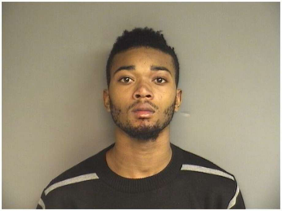 Jeremy Middleton was charged with possession of a stolen firearm and other charges on Friday Jan. 27 and held on $250,000  bond. Photo: Stamford Police