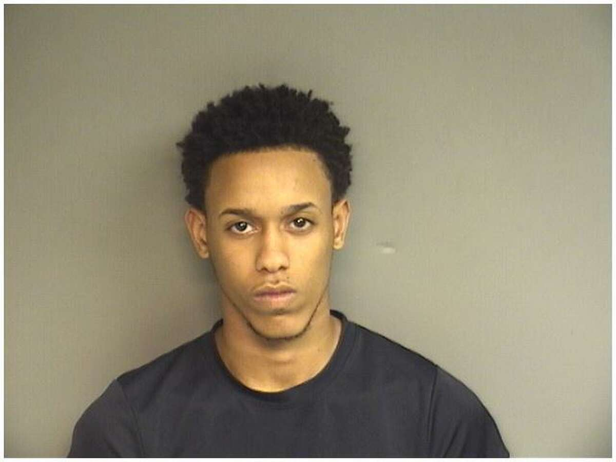 Jaiden Parker was charged with criminal attempt at first-degree robbery and conspiracy at first-degree robbery on Friday, Jan. 27.