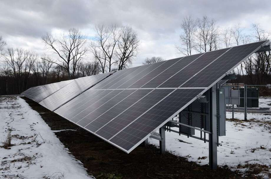 Colonie to draft solar farm zoning rules Times Union