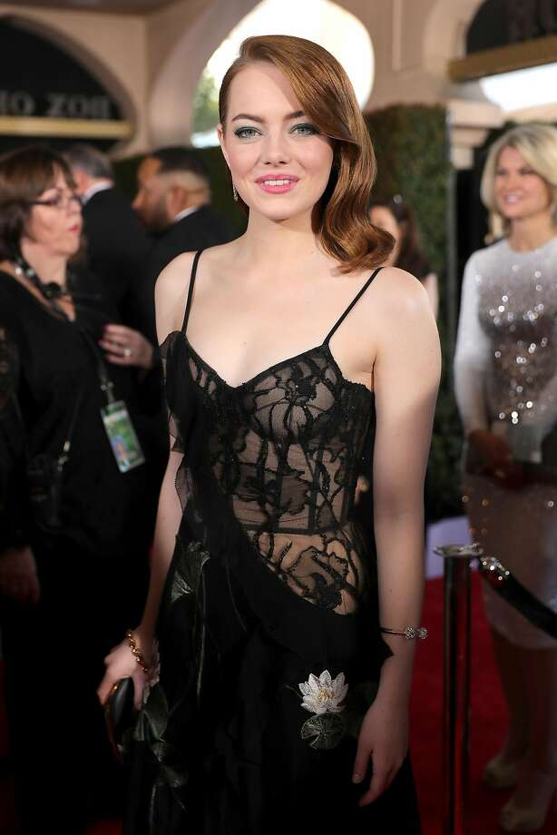 LOS ANGELES, CA - JANUARY 29:  Actor Emma Stone attends the 23rd Annual Screen Actors Guild Awards at The Shrine Expo Hall on January 29, 2017 in Los Angeles, California.  (Photo by Neilson Barnard/Getty Images) Photo: Neilson Barnard, Getty Images