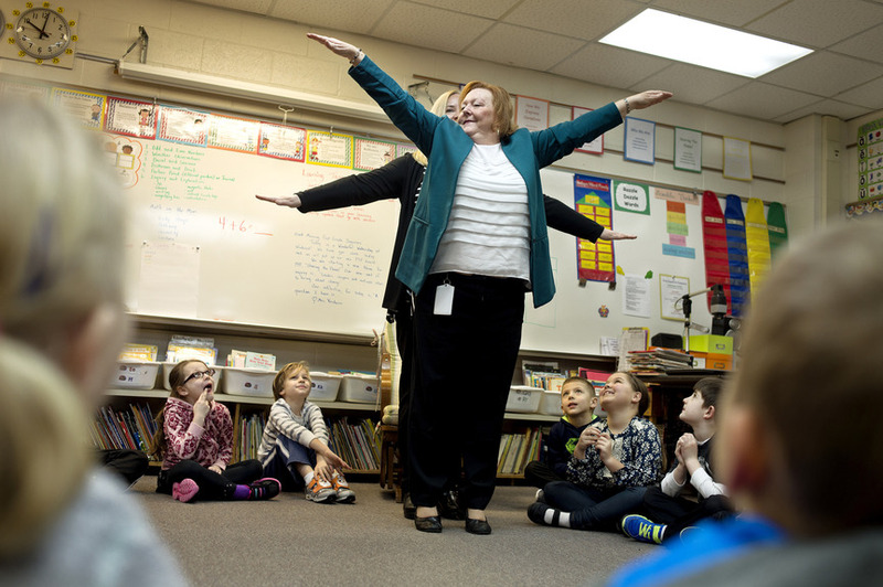 Arts integration: Using dance to help students learn math