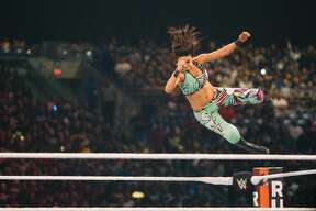 Royal Rumble was the highlight of San Antonio's weekend as it returned to the Alamodome on Sunday, Jan. 29, 2017, for the first time in a decade.