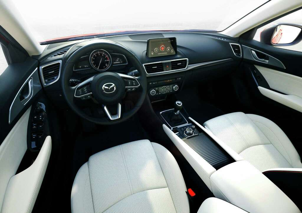 2017 Mazda3 Grand Touring Interior Best New Cars For 2018