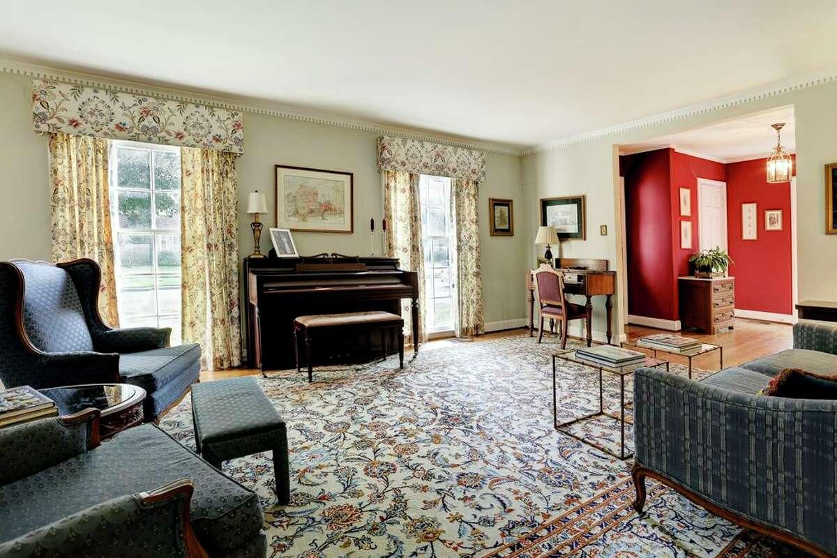 River Oaks Area: 2424 Locke Lane List price: $989,000 Square feet: 5,139 Price per square foot: $192